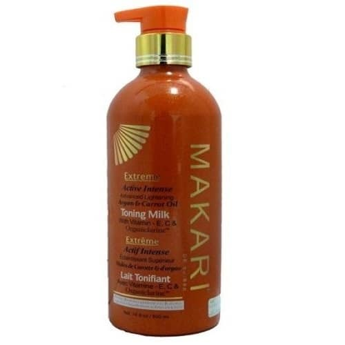 Exclusive-Advanced Lightening Argan Carrot-Oil Toning Milk 500ml